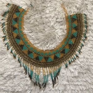 Handmade in Mexico necklace